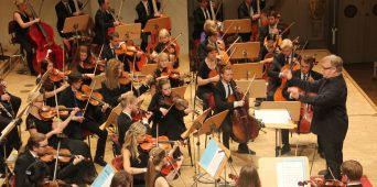 EAMT SO is performing in Berlin Konzerthaus