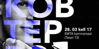EMTA95 esitleb: Jakob Teppo (klaver)