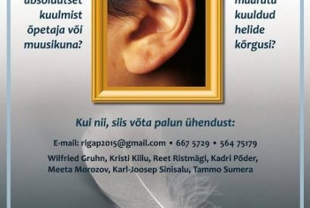 Uuring absoluutsest kuulmisest