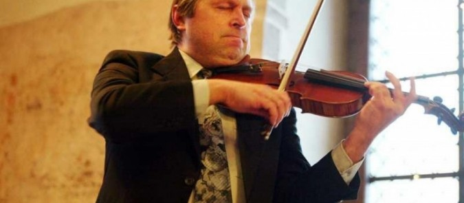 Klassikontsert: Urmas Vulbi viiuliüliõpilased