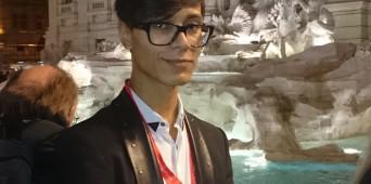 EMTA üliõpilane Leo Dubovsky pälvis rahvusvahelisel konkursil teise koha