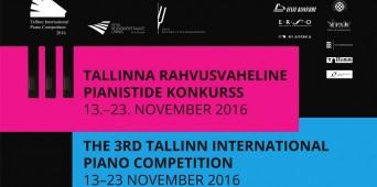 III Tallinna rahvusvaheline pianistide konkurss (13.–23. nov 2016)