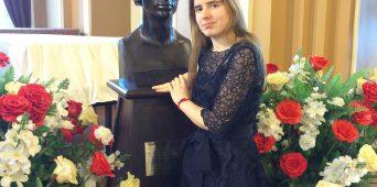 EMTA üliõpilase Veronika Issajeva järjekordne  edu rahvusvahelisel pianistide konkursil