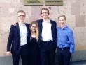 EMTA tudengid naasesid Armeeniast Grand Prix'ga