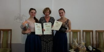 EMTA tudengid olid edukad XII rahvusvahelisel noorte kammeransamblite konkursil Riias
