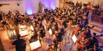 EMTA sümfooniaorkester annab kontserdi Berliini Konzerthausis