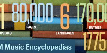 Database RILM music encyclopedias trial is opened until 30 September