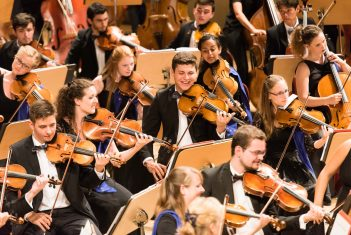 Audition for the European Union Youth Orchestra