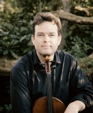 Meistrikursus vioolamängijaile: Gareth Lubbe