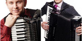 EMTA 97. hooaja avavad säravad akordionistid Henri Zibo ja Mikk Langeproon