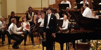 59 participants from 17 countries in III Tallinn International Piano Competition