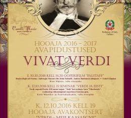 "Seminar ""Verdi ja Eesti"""
