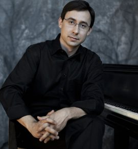Meistrikursus pianistidele: Alexander Kobrin
