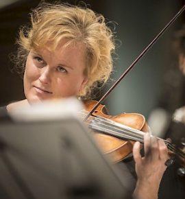 Barokkorkestrimängu meistrikursus: Minna Kangas