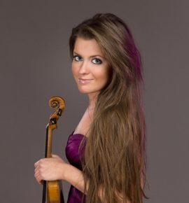 Meistrikursus viiuldajaile: Anna-Liisa Bezrodny