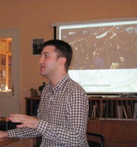 Avalik loeng: muusikateadlane Srđan Atanasovski
