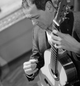 Antonio Grande (kitarr, Itaalia / Salerno konservatoorium)