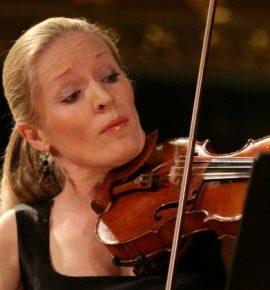 Meistrikursus viiuldajaile: Eva Bindere