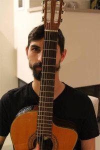 Kitarriõpetaja Jaan Varts
