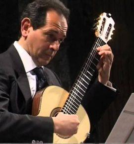 Meistrikursus kitarristidele: Antonio Grande