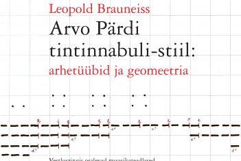 Valmis esimene eestikeelne tervikkäsitlus Arvo Pärdi tintinnabuli-stiilist