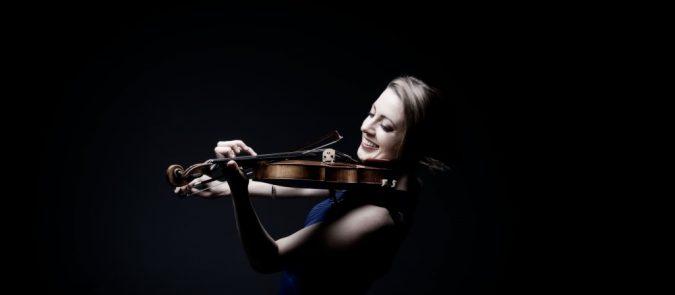 Külaliskontsert: Marina Chiche (viiul)