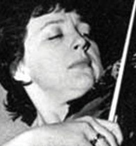 Meistrikursus viiuldajaile: Rosa Fain