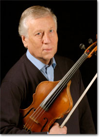 Meistrikursus vioolamängijaile: Petras Radzevičius