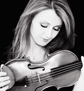Külaliskontsert: Natalia Lomeiko (viiul)