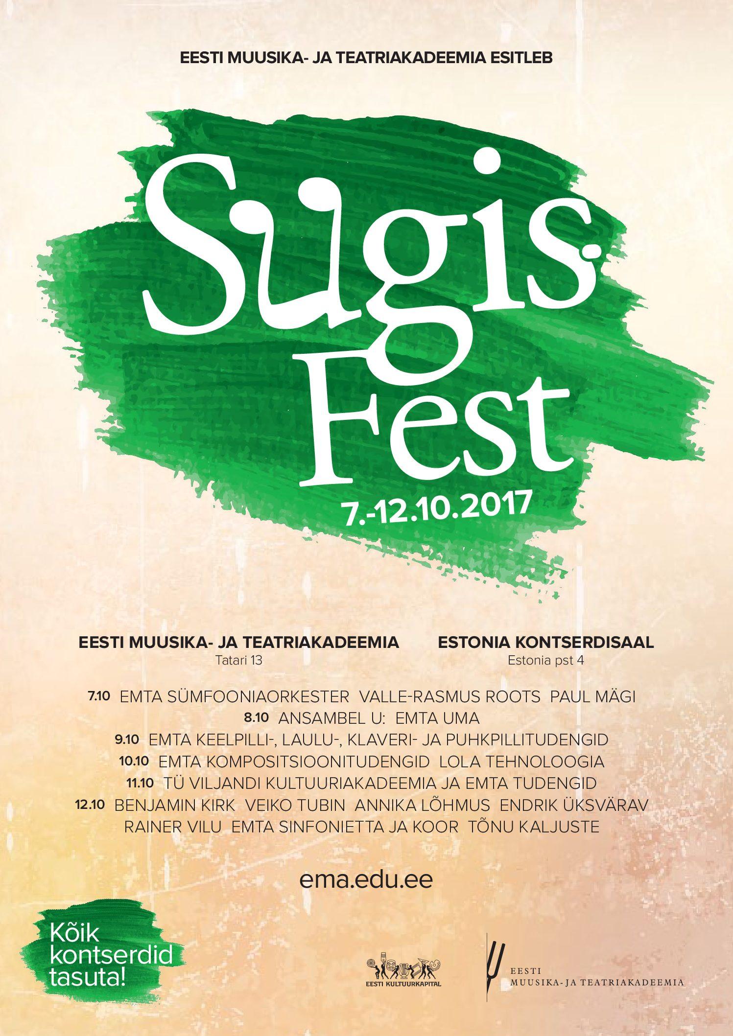 SügisFest 2017