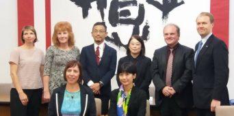 EMTA arutas koostöövõimalusi Tokyo Kunstiülikooliga