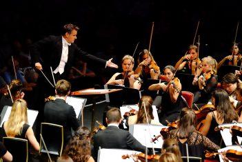 Gustav Mahler Noorteorkestri konkurss