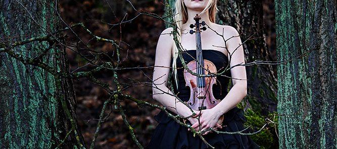 Klassikontsert: Triin Ruubeli viiuliüliõpilased