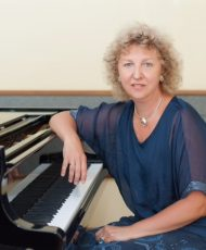 Külaliskontsert: Mira Martšenko (klaver, Venemaa)