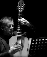 Meistrite nädal. Itaalia kitarrivirtuoos Arturo Tallini