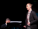Magistrant Kristjan-Jaanek Mölder esines edukalt rahvusvahelisel laulukonkursil