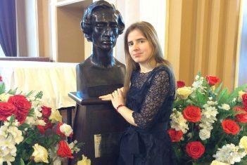 Lilian Semperi stipendiumi pälvis Veronika Issajeva