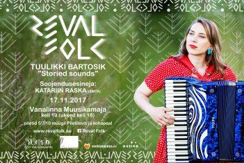Stardib pärimusmuusika kontsertide sari Reval Folk