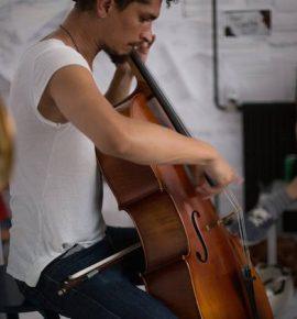 Sergio Andrés Castrillón Arcila improvisatsioonikursuse lõppkontsert