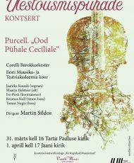 Ülestõusmispühade kontsert Tallinnas