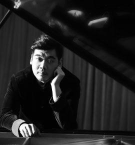 Külaliskontsert. Boqiang Jiang