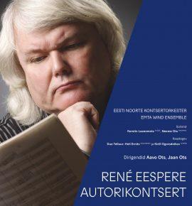 René Eespere autorikontsert