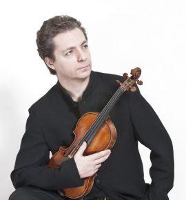 Meistrikursus viiuldajaile: Pavel Berman