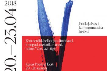 """""""Varssavi kevad"""" – Poola ja Eesti kammermuusika festival"""
