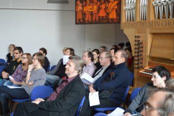 Muusika- ja teatridoktorantide V konverents