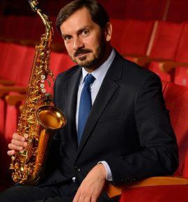 Meistrikursus saksofonistidele: Paweł Gusnar